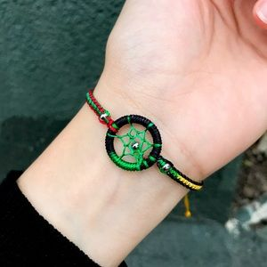 2 for $10 ► Rasta Dream Catcher Bracelet